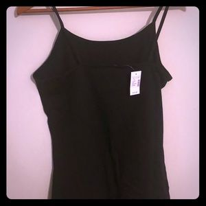 Maurice's NWT Large Black Camisole